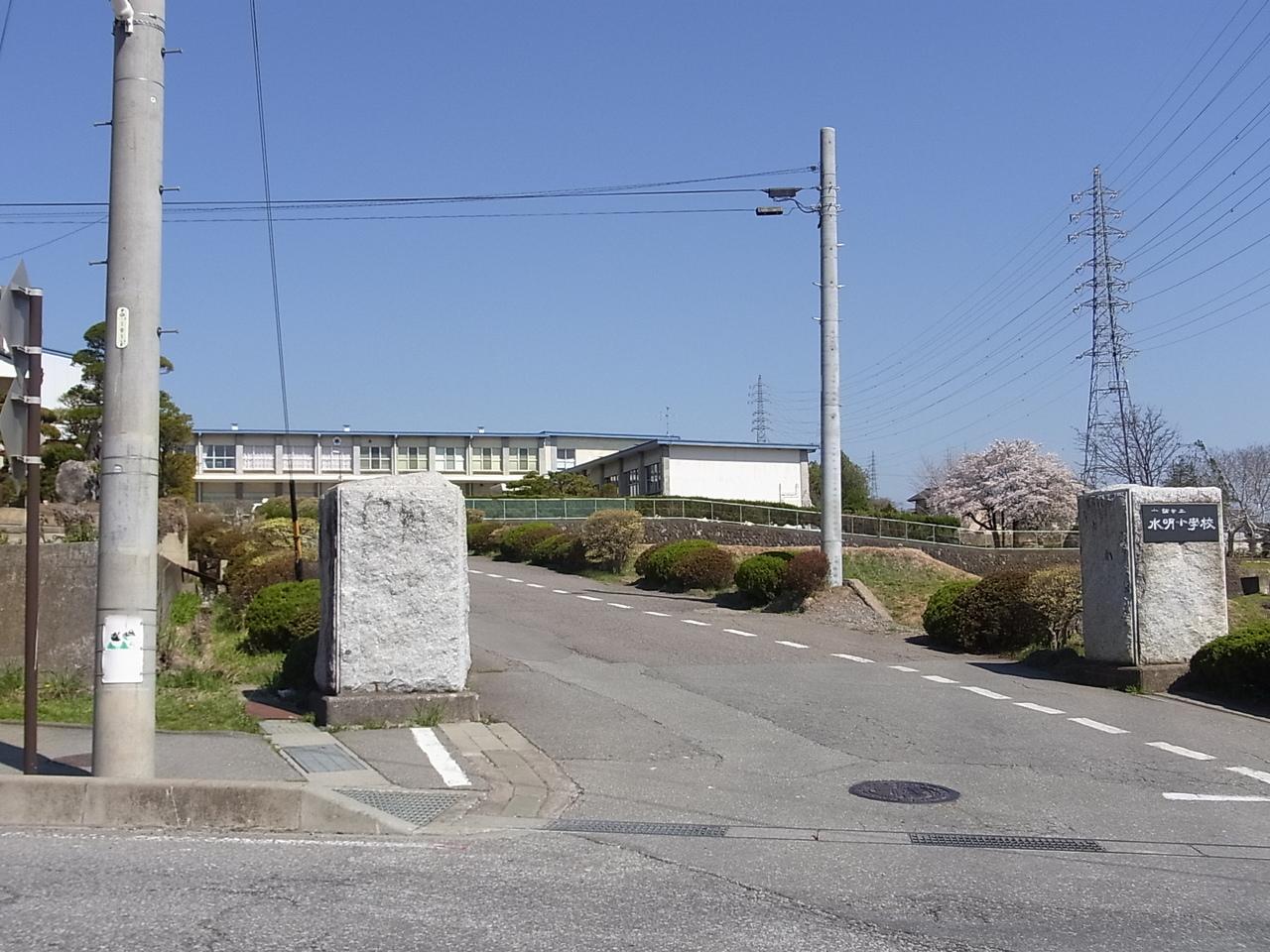 500m以内の周辺施設に小学校