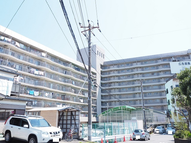 【外観写真】 「JR久里浜」駅徒歩2分、「京急久里浜」駅徒歩4分の立地です。