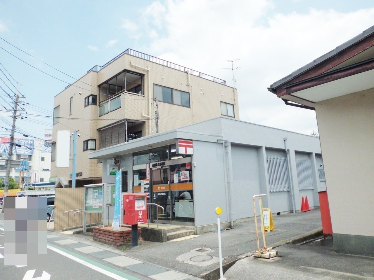 【郵便局】瀬田大江郵便局