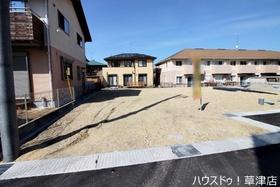 【外観写真】 全4区画販売♪建築条件なし(お好きなハウスメーカー・工務店で建てることができます♪更地渡し♪