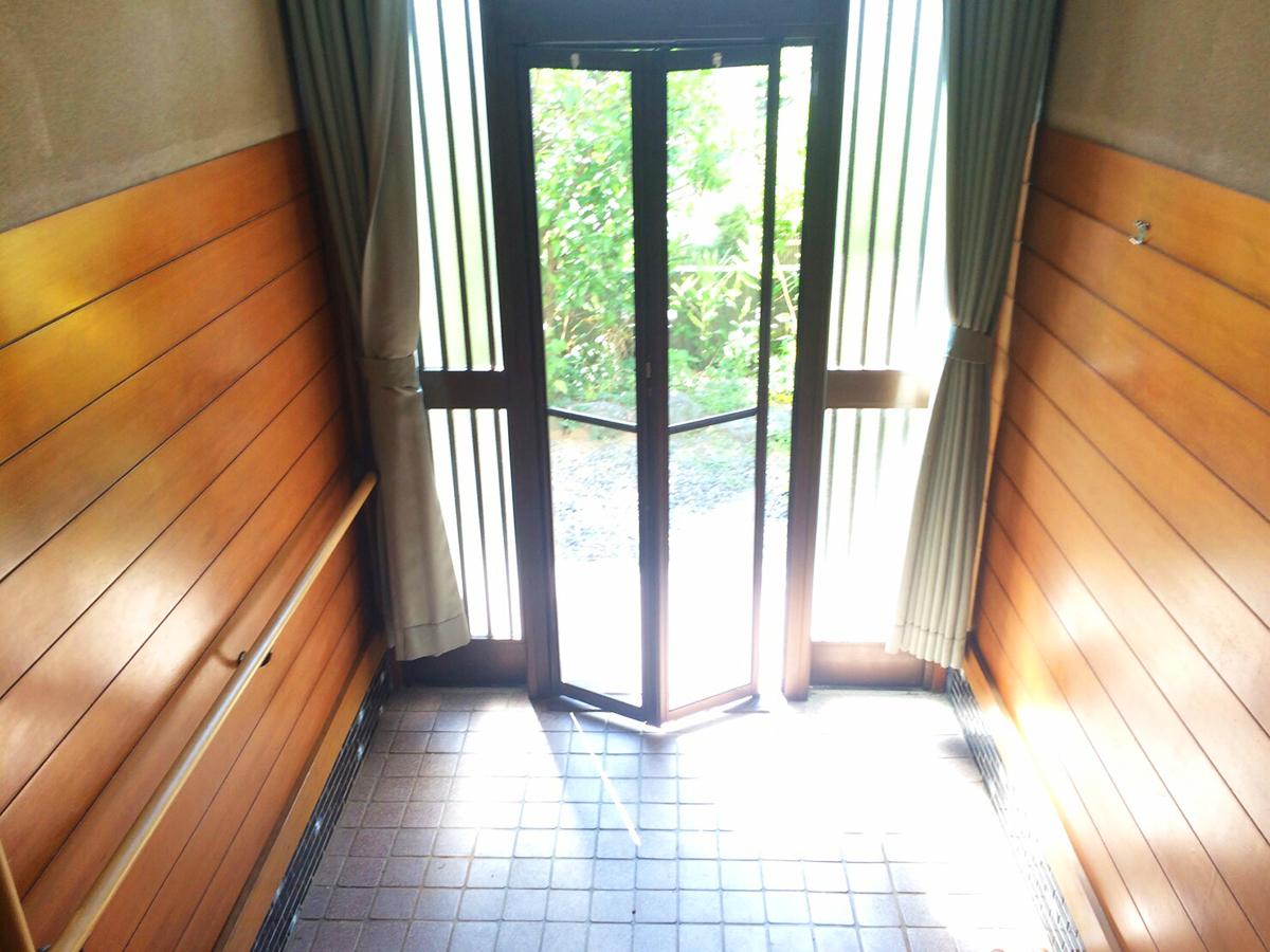 ◆玄関◆北九州市小倉南区長行西の人気の平屋住宅♪