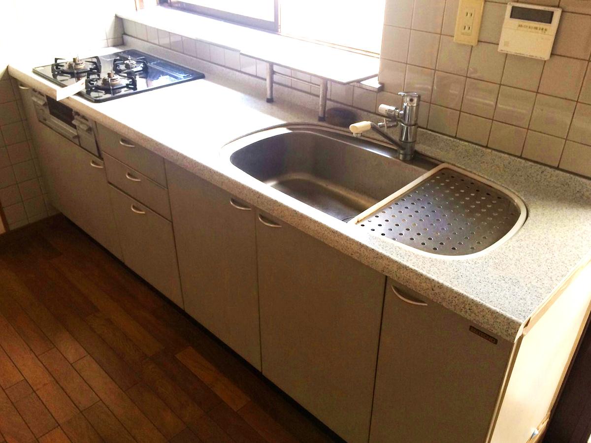 ◆キッチン◆北九州市小倉南区長行西の人気の平屋住宅♪