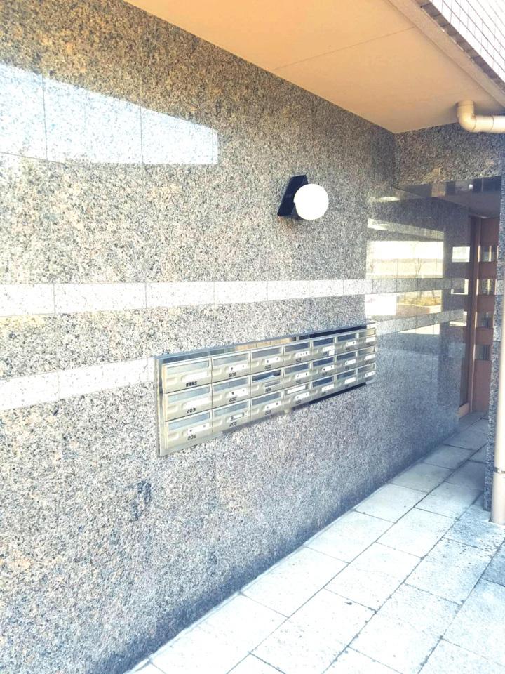 ◆アーバンパレス徳力II◆集合ポスト♪北九州市小倉南区中古マンション