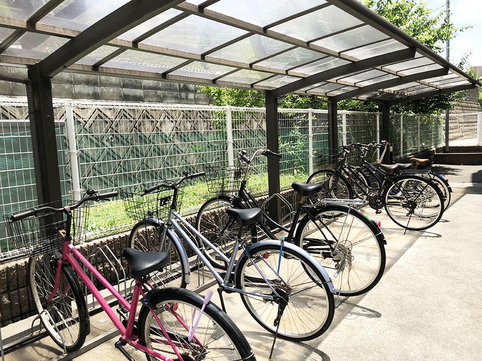 ◆アーバンパレス徳力II◆駐輪場も完備♪北九州市小倉南区中古マンション