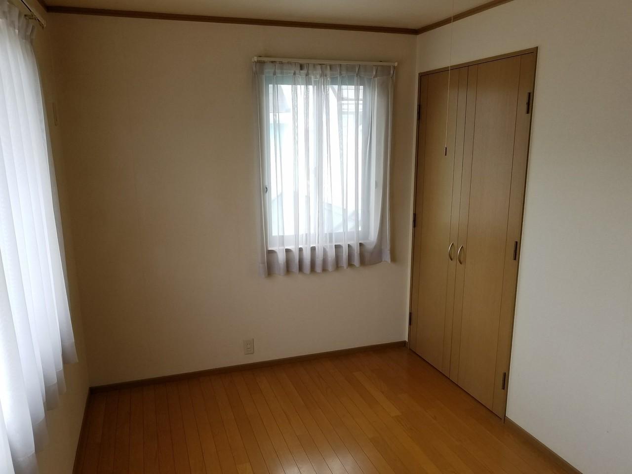 ▼各居室には収納スペース有◎◎