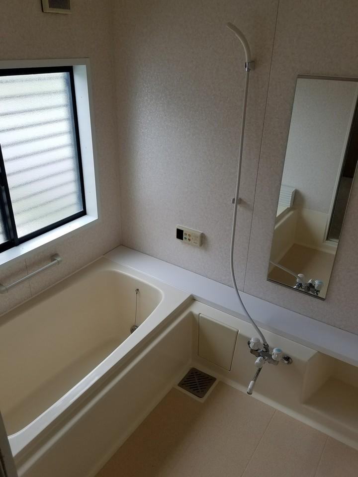 ▼浴室スペース◎1、25坪タイプのスペース◎