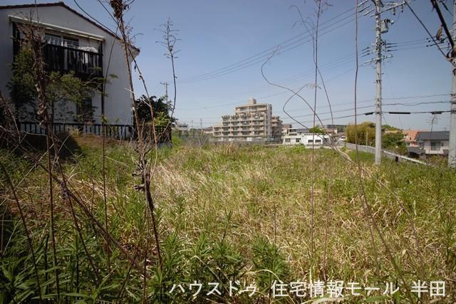 土地66.23坪、北側公道約6m、間口20.08m