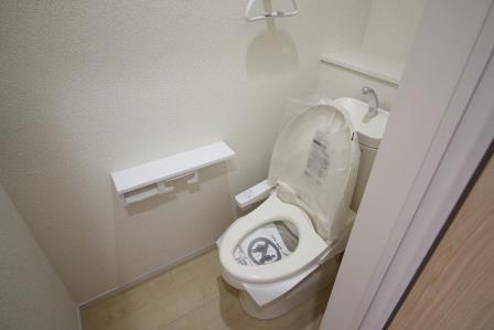 ☆トイレ☆ 多機能トイレ 1階・2階の2か所