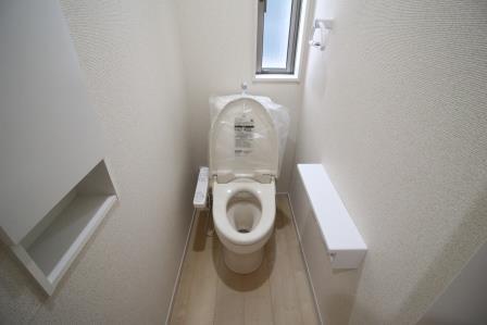 ☆トイレ☆ 1階・2階 多機能トイレ