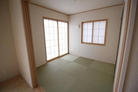 ☆和室☆ 4.5帖安らぎの空間
