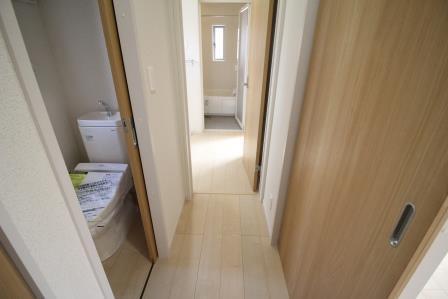 廊下_機能性のある廊下