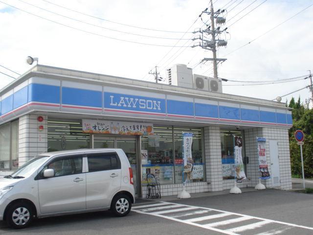 【コンビニ】ローソン美原町店