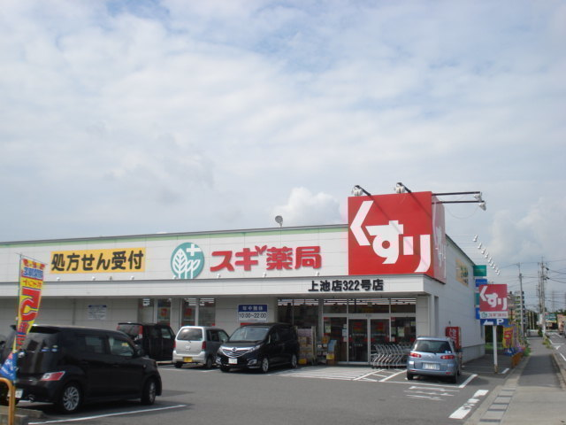 【 ドラッグストア】スギ薬局上池店