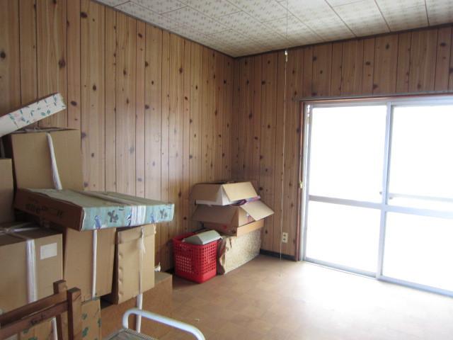 昭和46年築母屋 2F洋室