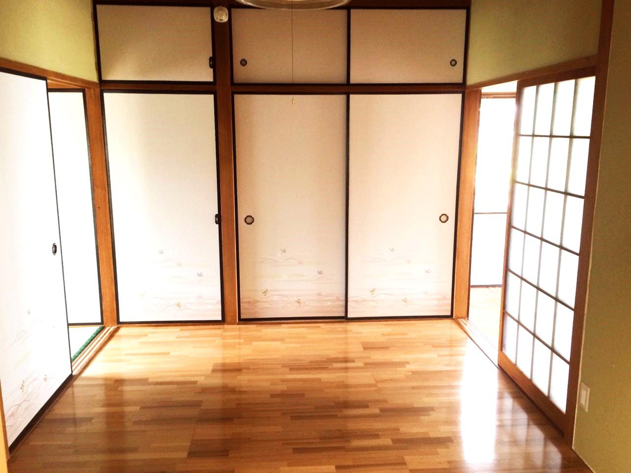 6帖洋室はリビングとしてお使い頂けます♪◆小倉南区北方駐車スペース4台分の戸建て住宅♪