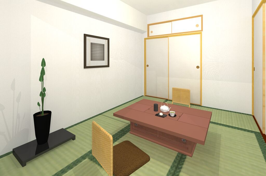 *室内完成イメージです*
