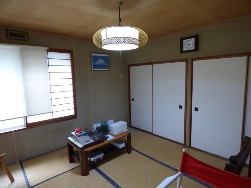 8畳の和室です