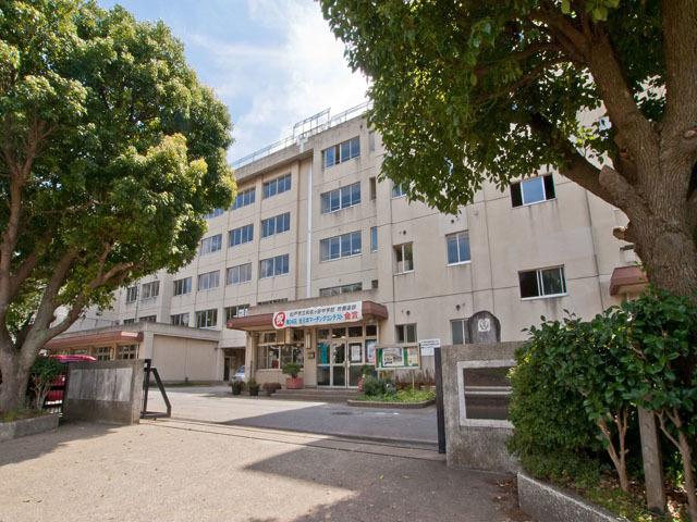 【中学校】和名ケ谷中学校