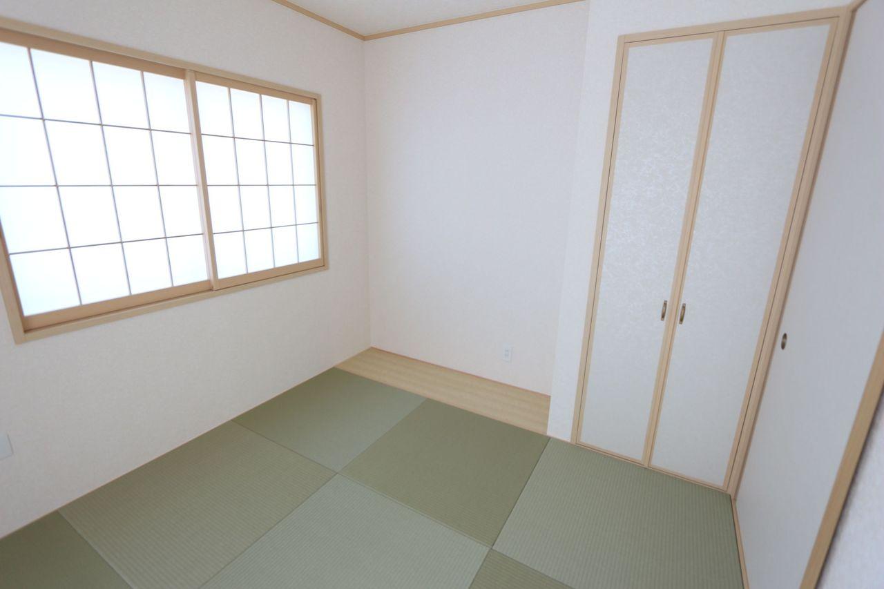 独立型の和室は寝室にいかがでしょうか?