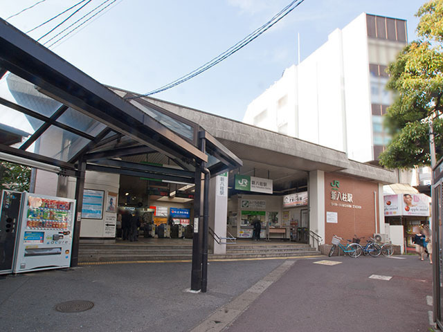 【駅】新八柱駅・八柱駅