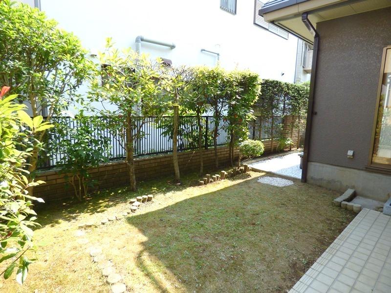 ◎庭(6/17更新) 南側は広々としたお庭付。家庭菜園やBBQなども楽しめそうです!