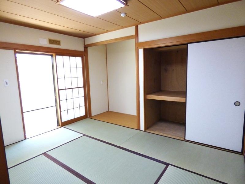 ◎1階・和室(6/17更新) ほっこりできる和室でくつろぎのひとときを。