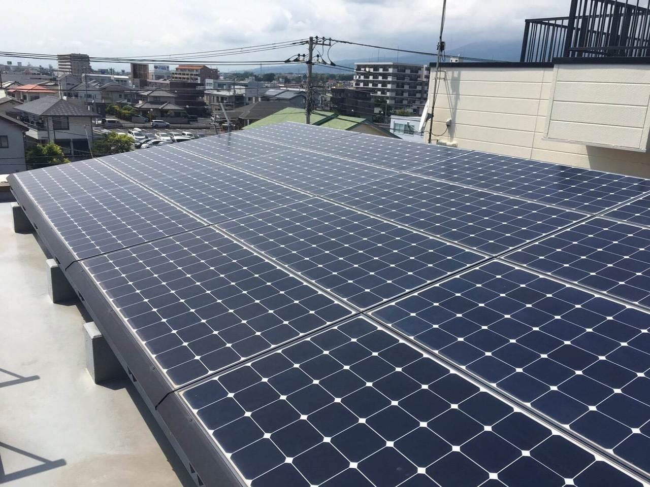 売電単価42円、光熱費の削減に貢献してくれます!