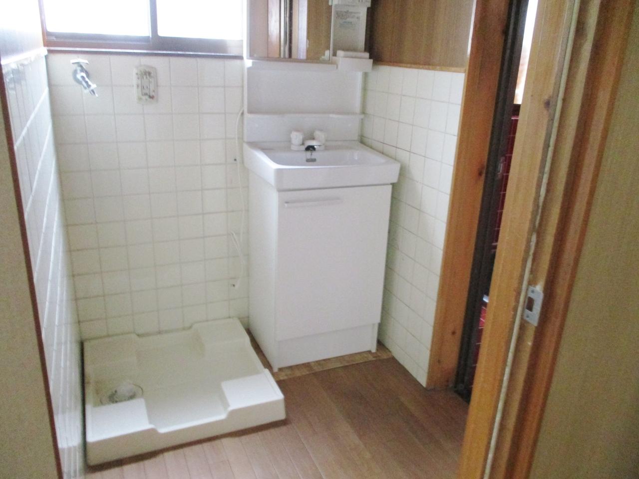 室内洗濯機設置可能です