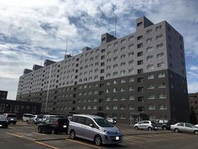 【外観写真】 江別市上江別の、中古マンションです