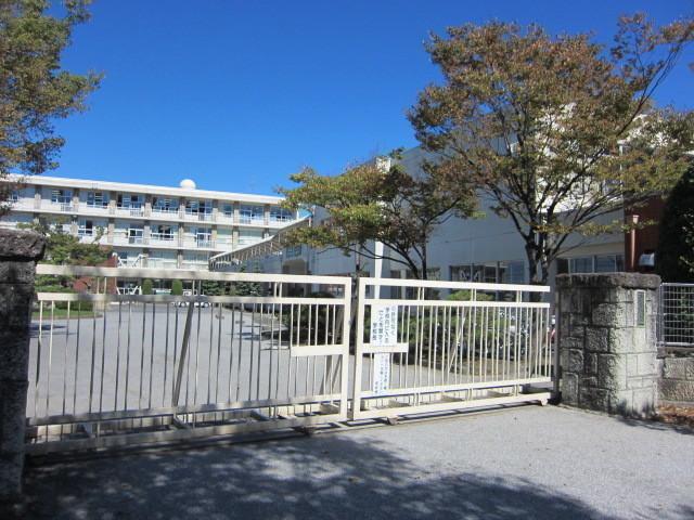 【近隣写真】木曽川中学校