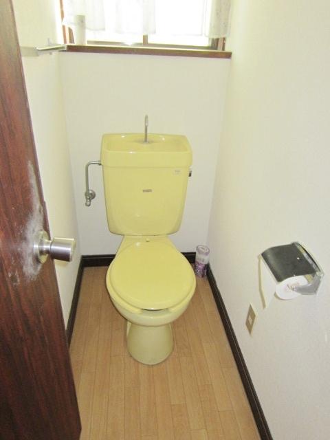 1Fトイレ。