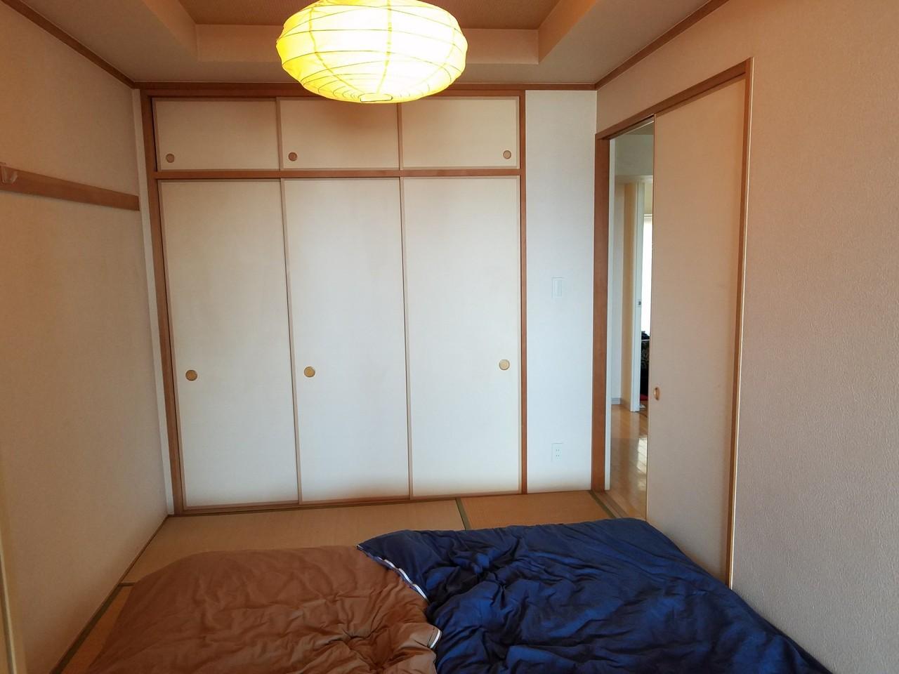 ■リビング隣接の和室スペース◎ ■各居室収納スペース◎