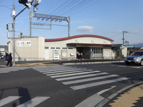 最寄駅 近鉄 士師の里駅です。