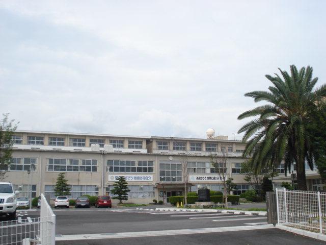 【中学校】乙川中学校