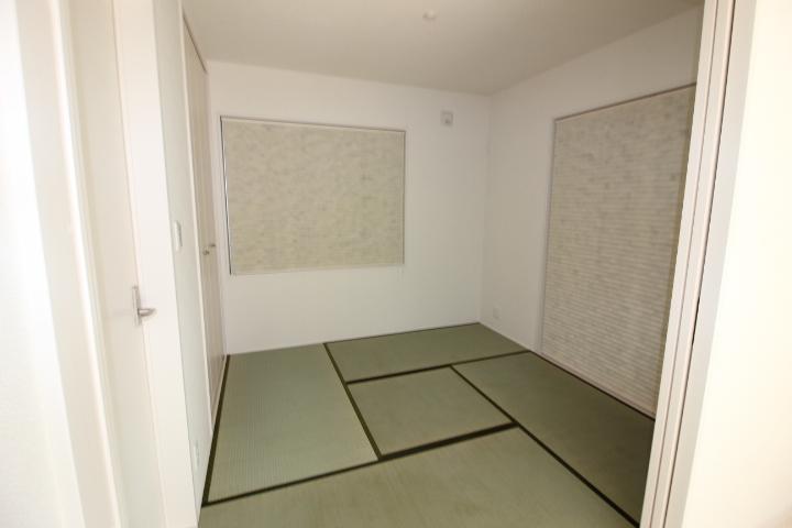 日本人はやっぱり畳。一部屋は和室、そんなお声が多いようです。