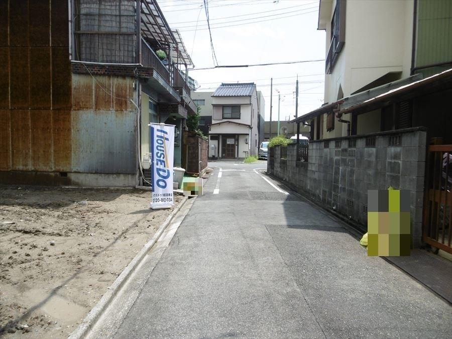 ◆前面道路◆落ち着いた街並みです◎