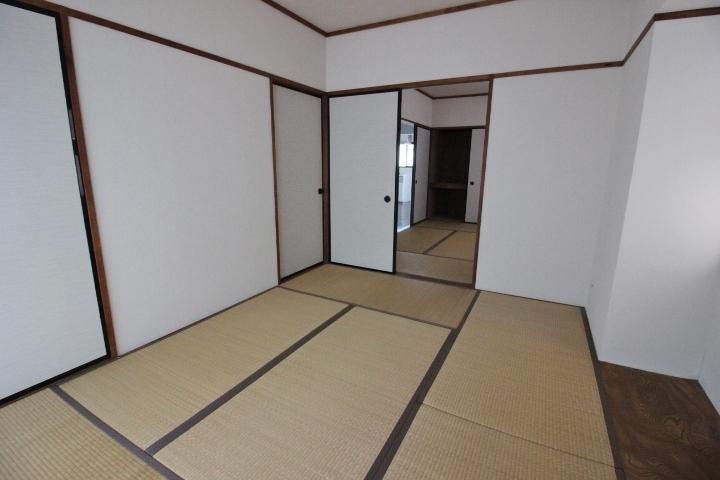 和室が2部屋あるのも魅力の一つですね。