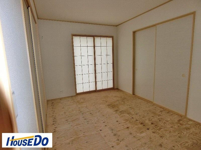 雨の日や室内干しが多い方に大助かりな浴室乾燥機付き