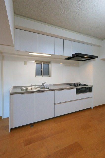 キッチンが新しいと料理もはかどりそうですね