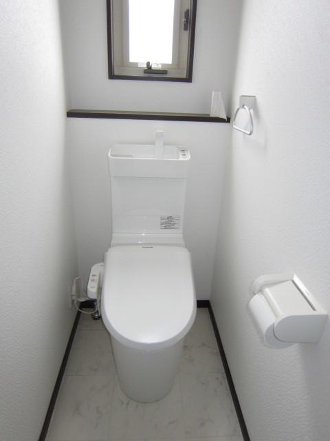 2Fトイレ。