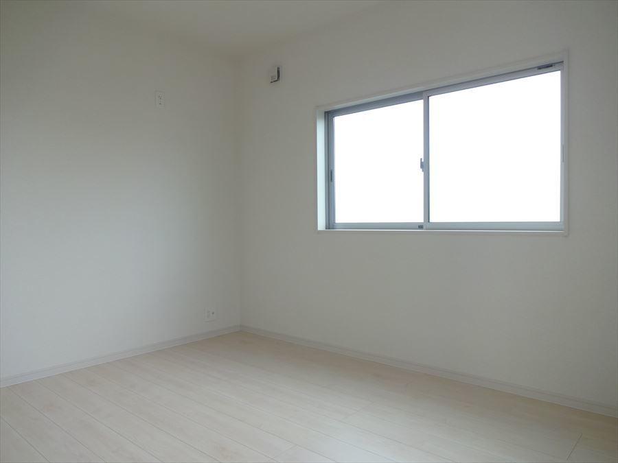 6帖の洋室は、お子様のお部屋として活用できます。