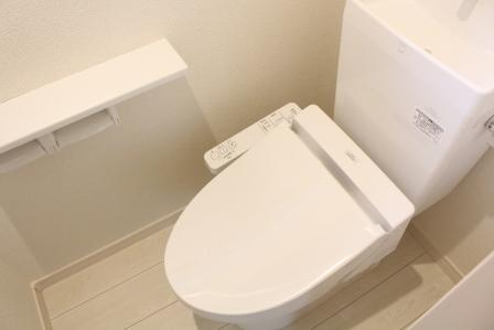 *1階 トイレ*