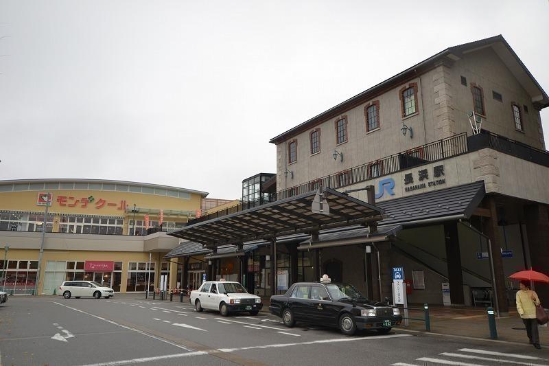 【近隣写真】長浜駅