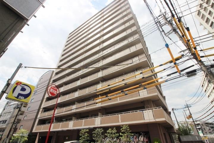 JR瀬田駅まで徒歩2分の立地になります。