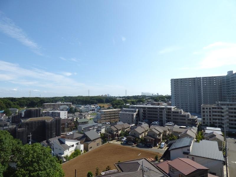 ◎現地からの眺望(7/22更新) 9階部分の最上階なので、眺望良好です!最上階なので、上のお部屋の騒音も気にする必要もなく快適です!