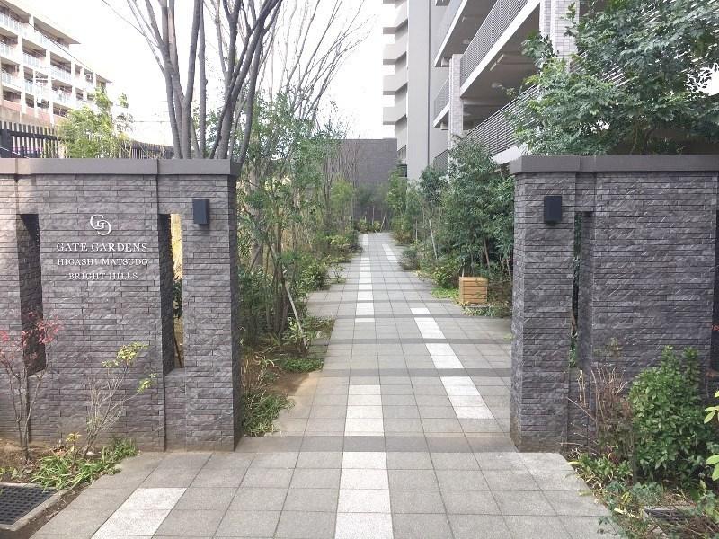 ◎外観(7/17更新) 「東松戸」駅 徒歩4分の駅前のマンションですので、生活施設が徒歩分圏内にそろいます!便利で快適な新生活をスタートできそうです!