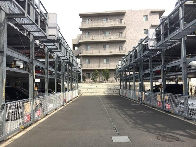 ◎駐車場(7/17更新) 機械式の駐車場です!
