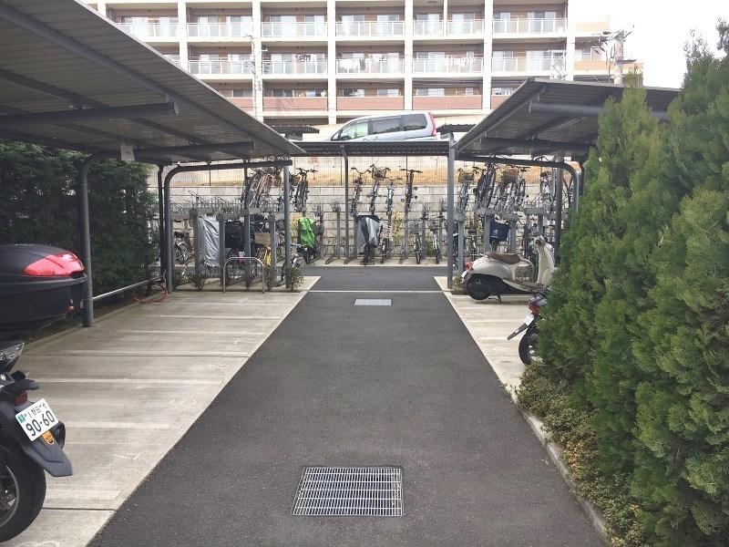 ◎バイク置場・駐輪場(7/17更新) バイク置場、ミニバイク置場、駐輪場が設けられています!