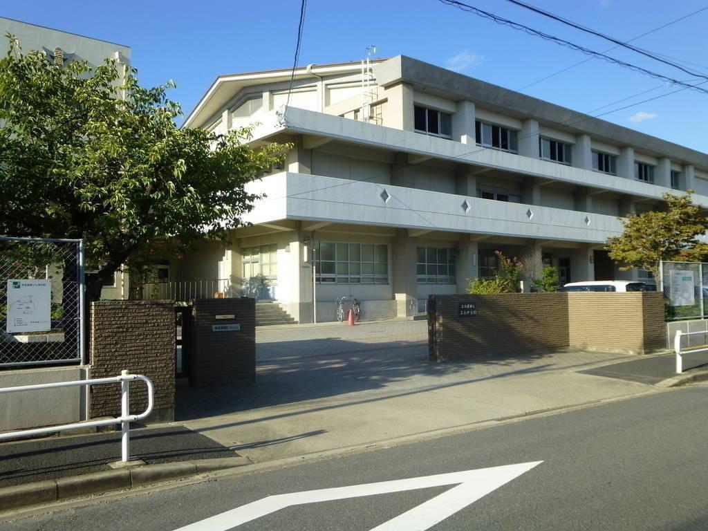 【中学校】名古屋市立名南中学校