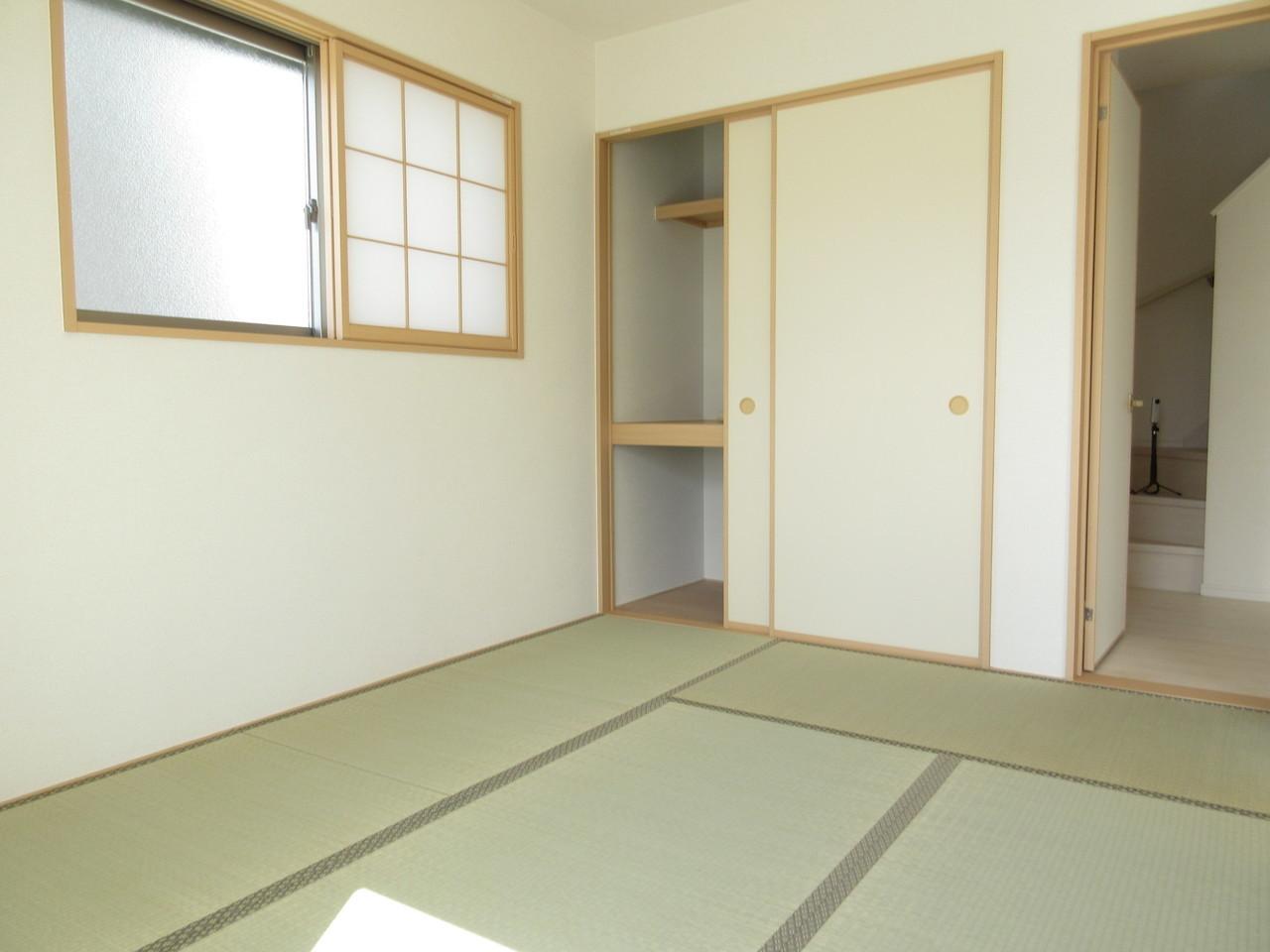 同社施工例◆和室